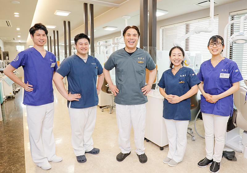 「専門分野」を持つ複数ドクター